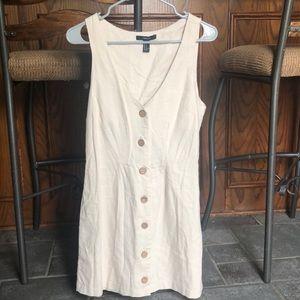 Button dress